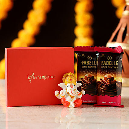 Fabelle Choco Mousse & Lord Ganesha: