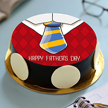 Father's Day Photo Cake: Cakes for Father's Day