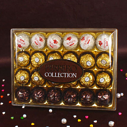 Ferrero Rocher Chocolate Collection: Ferrero Rocher Chocolates