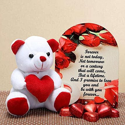 Forever Love Gifts: Heart Shaped Gifts