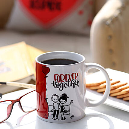 Forever Together Ceramic Mug: Buy Coffee Mugs