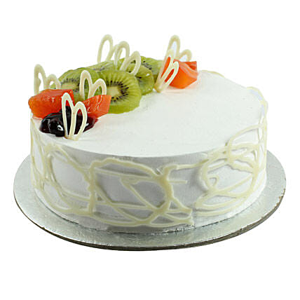 Fresh Ultimate Happiness Cake: Fresh Fruit Cakes
