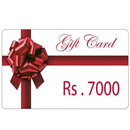 Gift Card 7000: Send Gift Cards
