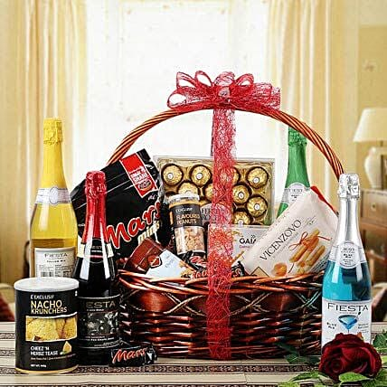 Glee of Exotic Gourmet FNP: Gift Hampers