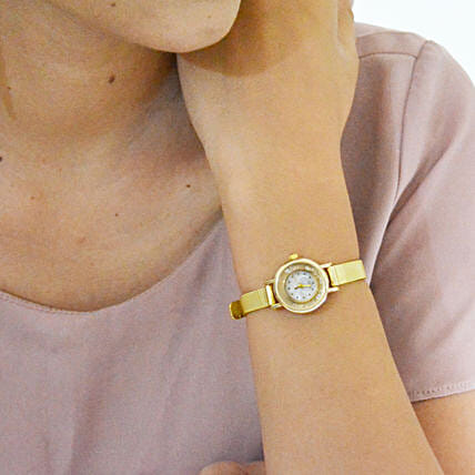 Gold Strap Watch: Buy Watches