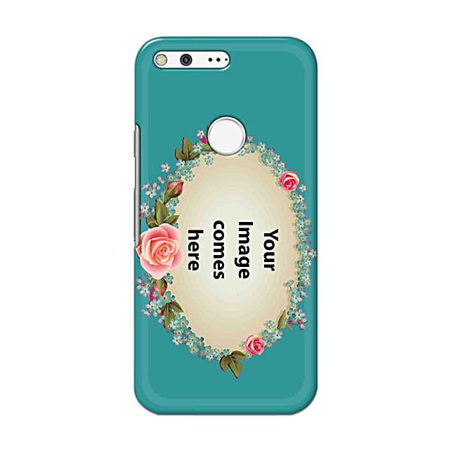 Google Pixel Customised Floral Mobile Case: