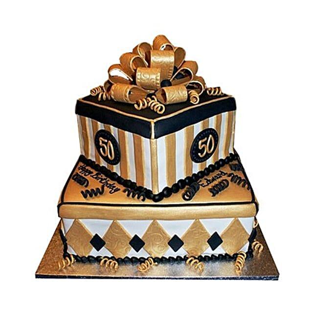 Grand Birthday Cake: Multi Tier Cakes