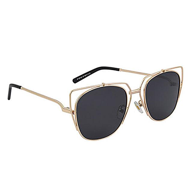 Green Cat Eye Women Sunglasses: Sunglasses Gifts