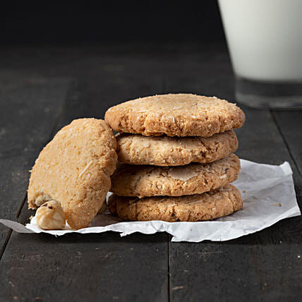 Hazelnut Cookies Box: Cookies