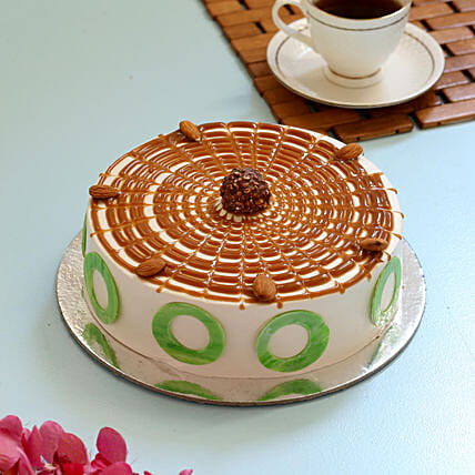 Heavenly Caramel Cake: Cake Delivery