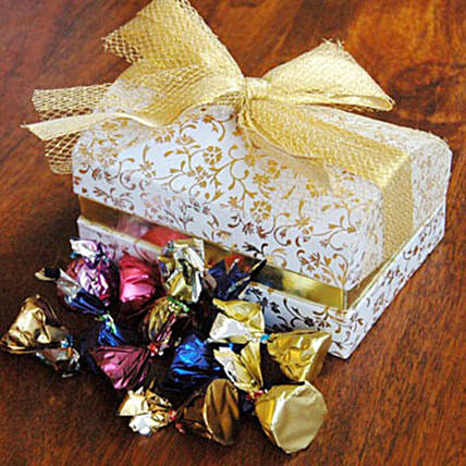 Homemade Chocolates Gift Hamper: Handmade Chocolates