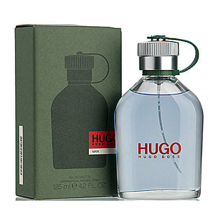 Hugo Man By Hugo Boss Mens EDT Spray: Buy Perfume