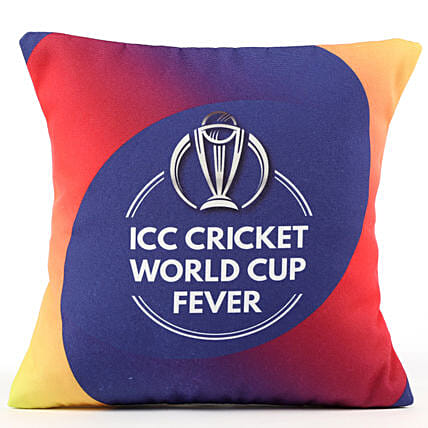 ICC Cricket World Cup Fever Cushion:
