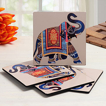 Impressive Coasters: Home Decor Gifts Ideas