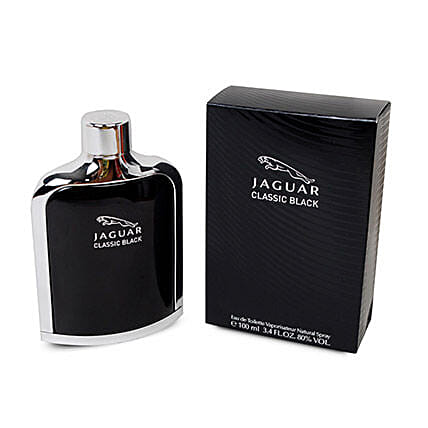 Jaguar Classic Black For Men Birthday Gifts Brother