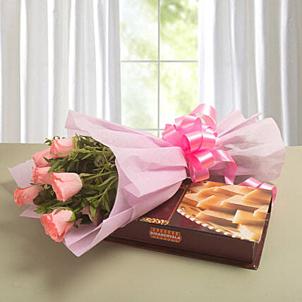 Just For You: Send Flowers & Sweets