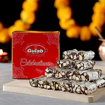 Khajur Roll Box: Buy Sweets