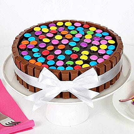 Kit Kat Cake: Gifts to India