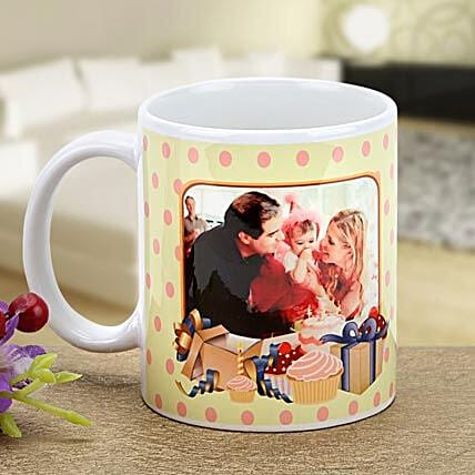 Lets Celebrate: Personalised Mugs for Birthday
