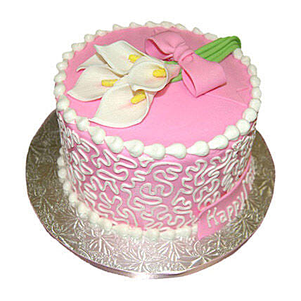 Lily Cake Cakes For Womens Day