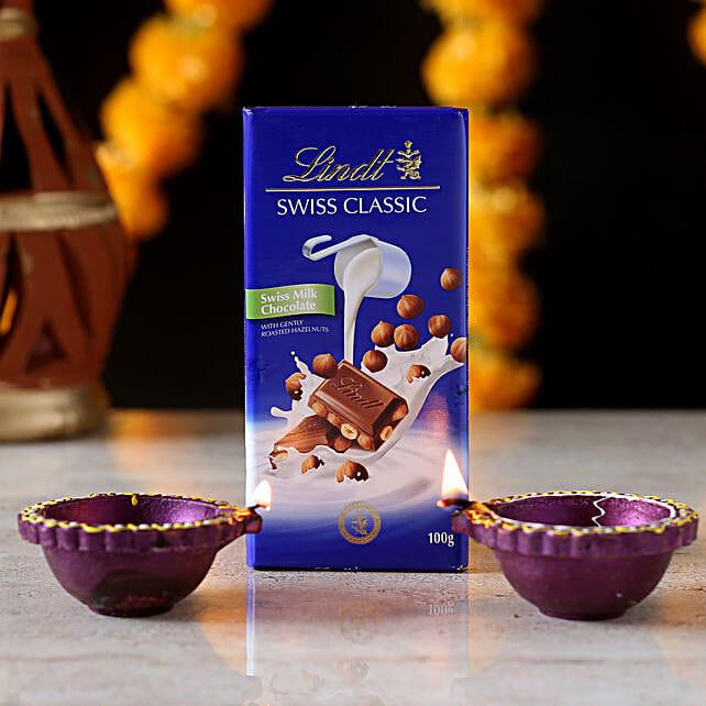 Lindt Swiss Chocolate With Diyas: Chocolate Combos