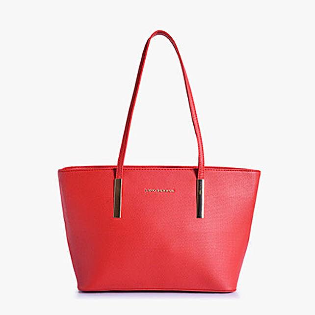 Lino Perros Sexy Red Tote Handbag: Handbag Gifts