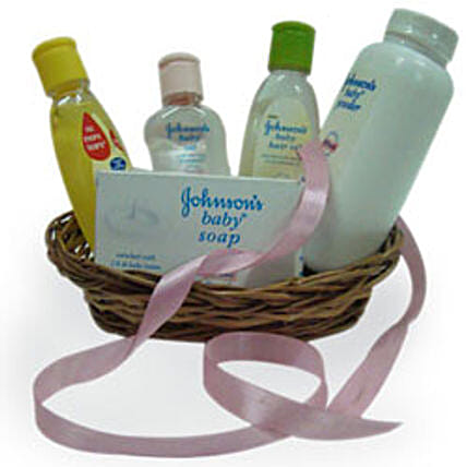 Little Angel Basket: Gifts for New Born