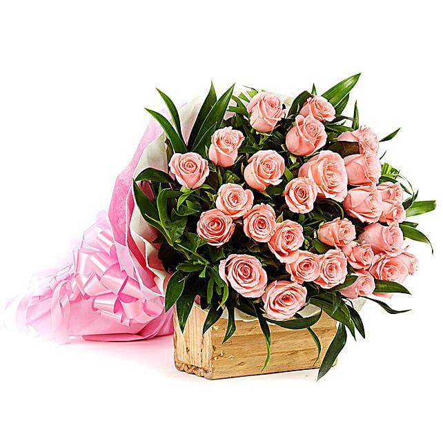 Love Bonanza: Pink Flowers