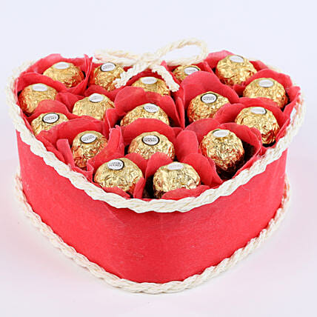 Love Ferrero Chocolates: Chocolate Bouquet