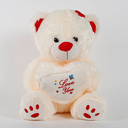 I Love You Musical Teddy Bear: Send Soft Toys