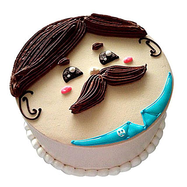 Lovely Designer Cake: Designer Cakes for Fathers Day