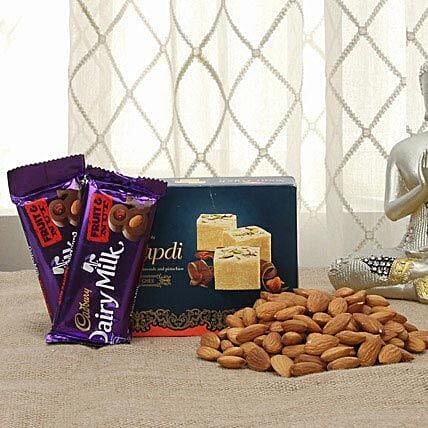 Luminous Sweet N Crunch: Dry Fruits Gift Packs
