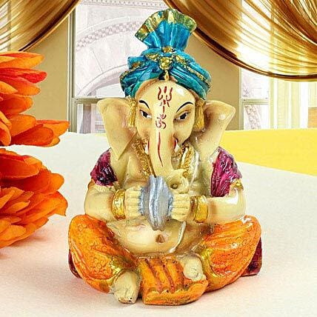 Manjira Ganesha: Spiritual Gifts