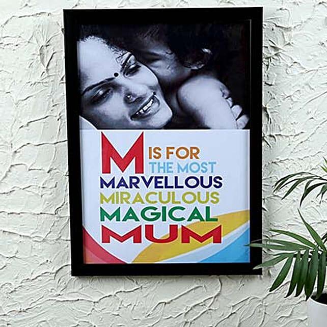 Mom Frame Moment: Photo Frames