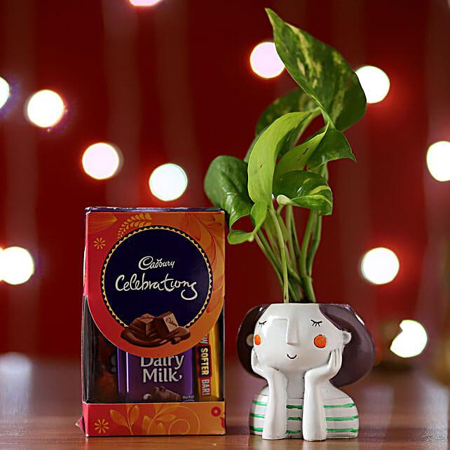 Money Plant & Cadbury Celebrations: Chocolate Combos