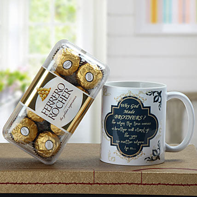 Munching Delight: Ferrero Rocher Chocolates