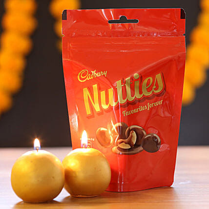 Nutties & Candles: Cadbury Chocolates