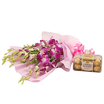 Orchids N Chocolates: Orchids