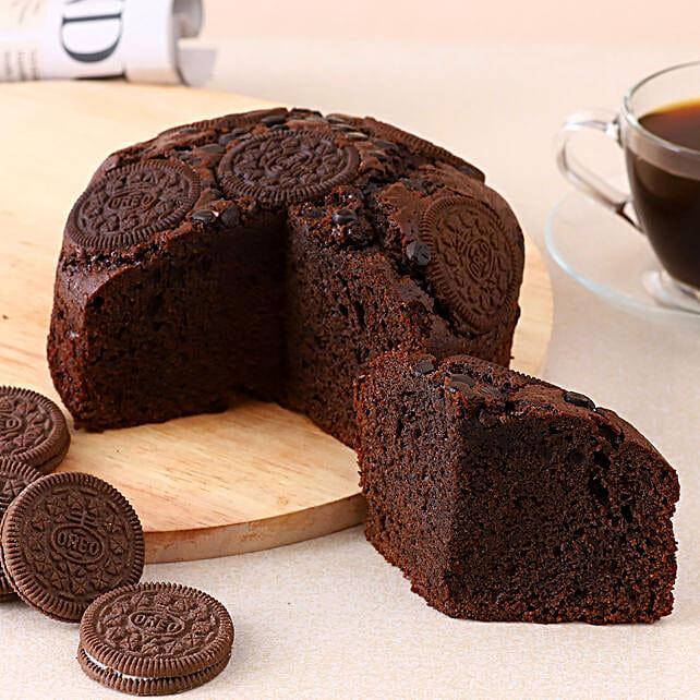 Oreo Chocolate Cake- 500 gms: Cakes
