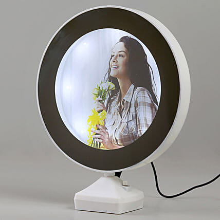 6868721bdc1a Personalised Magic Mirror LED  Send Personalized Gifts