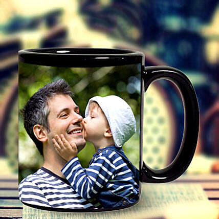 Personalised Picture Mug For Dad: Fathers Day Gifts From Daughter