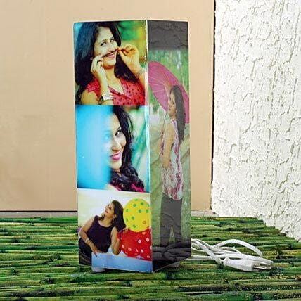 Personalized Cherishable Lamp: