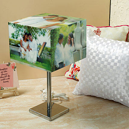 Personalized Glowing Lamp: Show Pieces