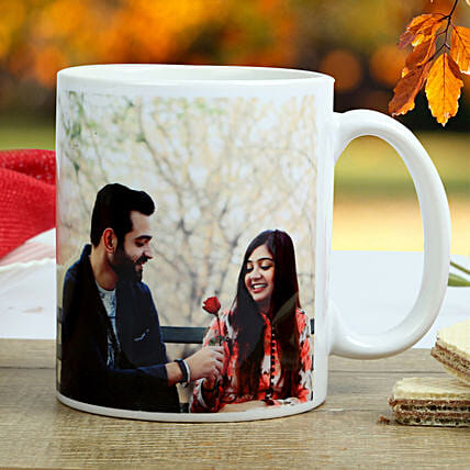 Personalized Special Couple Mug: Buy Coffee Mugs