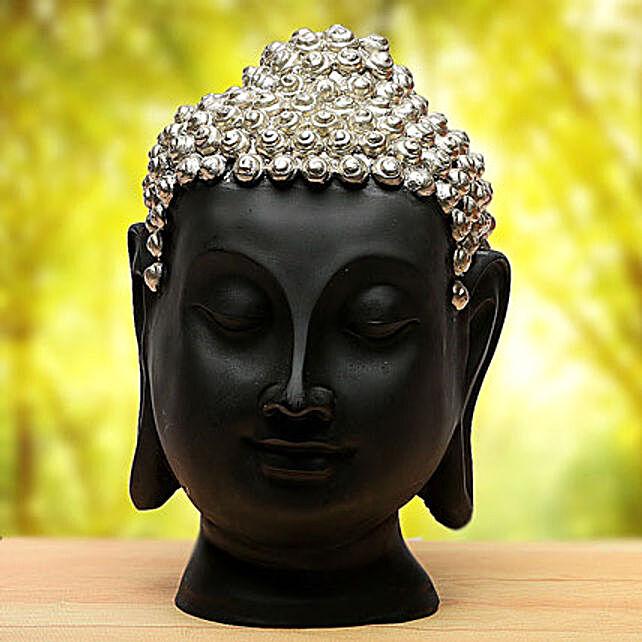 Pious Buddha Idol: Handmade Gifts
