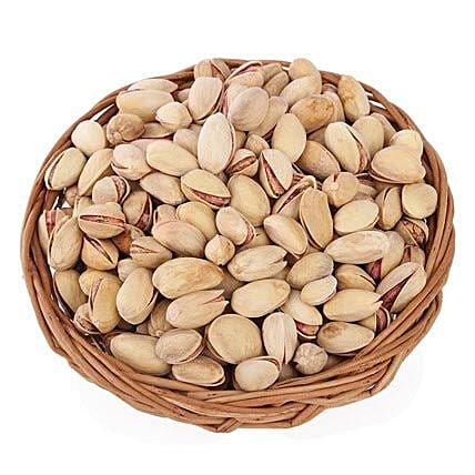 Pistachios Basket: Send Gift Baskets to Noida