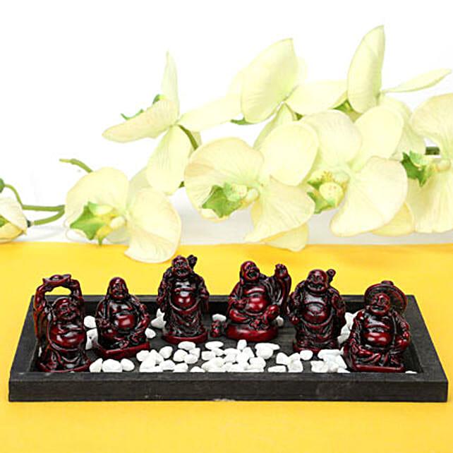 Platter Full Buddhas: Buddha Collection