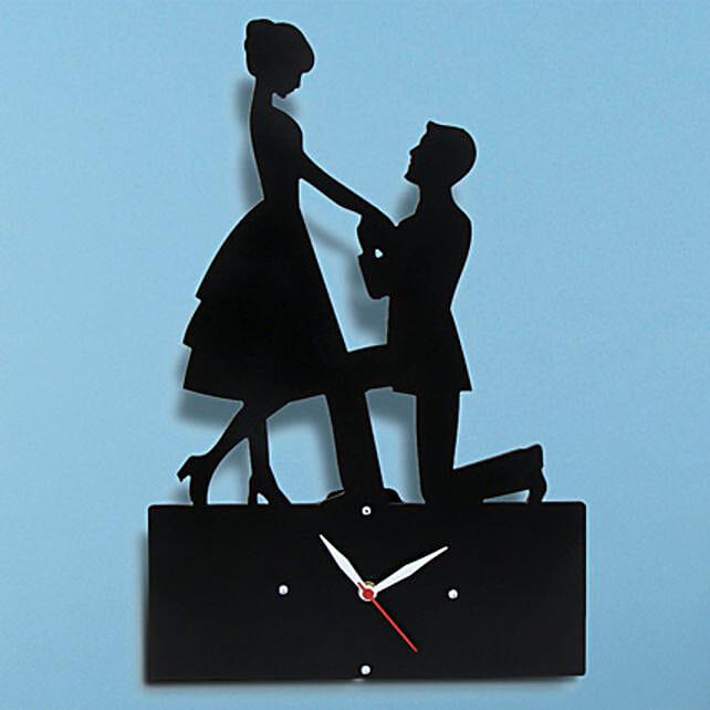 Propose Wall Clock: Wall-Clock Gifts
