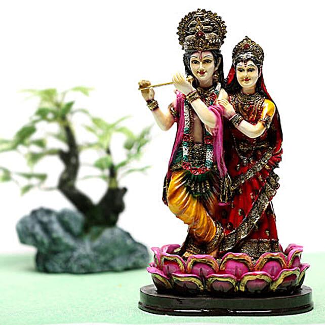 Radha Krishan Idol: Spiritual Gifts
