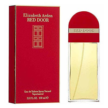 Red Door Womens EDT Spray: Perfumes for Birthday Gifts